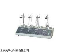 MHY-08758  四聯數顯恒溫磁力攪拌器