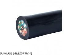 优质YBP-J钢丝加强型屏蔽扁平电缆