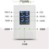 BYQL-LCD200 室内环境智能多参数在线监测系统