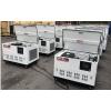 10kw电启动汽油发电机野外救援