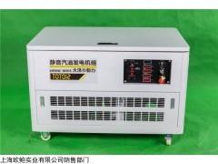 TOTO12 遠程遙控12kw靜音汽油發電機