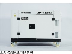 10kw小型水冷双缸发电机柴油