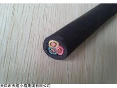 YQ-J移动带钢丝绳加强型行车电缆型号