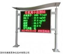 OSEN-FY 云南石林旅游景区负氧离子浓度在线监测站