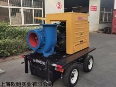 牽引式1000立方柴油水泵