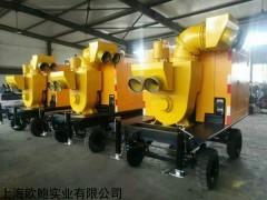 2000立方柴油自吸水泵牽引式