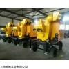 2000立方柴油自吸水泵牵引式