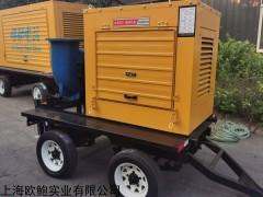 3000立方柴油自吸水泵應急救災