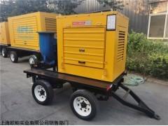 2000立方應急移動柴油泵車
