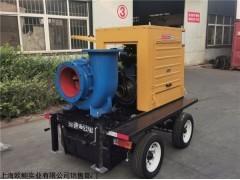 大澤500立方柴油水泵龍吸水