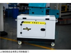 双电压TOTO5静音发电机图片