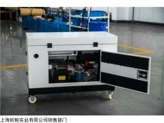 双电源TOTO8静音发电机图片