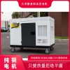 大泽动力 抚顺40kw单相柴油发电机价格