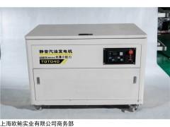50kw汽油发电机技术参数