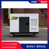 大泽动力 天长20kw变频柴油发电机中标采购